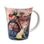 Alex Clark Bicycle Mug